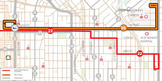 Cable Car Map San Francisco Pdf by New 55 16th Street Service Starts Late January Sfmta