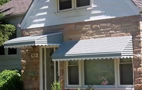 Residential Aluminum Awnings Awning Contractor Melrose Park Il All Style Awning Corp