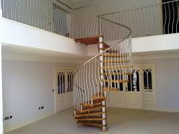 decor beautiful home design with spiral staircase kits