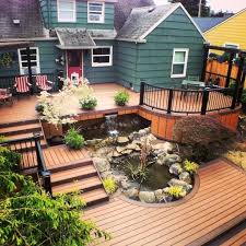 Patios And Decks For Small Backyards by Backyard Decks And Patios Ideas Outdoor Wood Decks And Patios