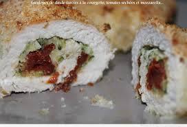 cuisiner une escalope de dinde escalopes de dinde farcies à la courgette tomates et mozzarella