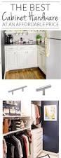 Kitchen Cabinet Knobs Cheap Best 25 Cheap Cabinet Hardware Ideas On Pinterest Peninsula