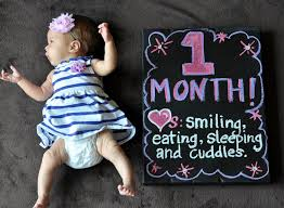 ideas for baby s birthday best 25 one month chalkboard ideas on diy 1st