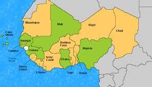 west africa map quiz west africa map quiz