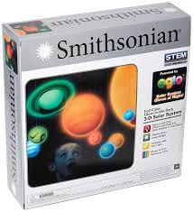 amazon com nsi 3d hanging glowing solar system toys u0026 games