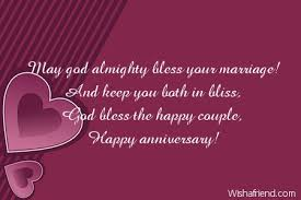 wedding wishes god bless religious anniversary wishes