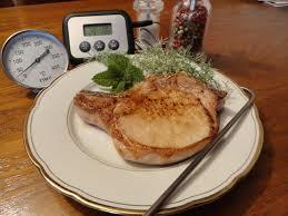 cuisine basse temp rature côtelettes de porc cuisson basse température