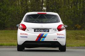 peugeot 208 2004 peugeot hatches a competition version out of its new 208 supermini