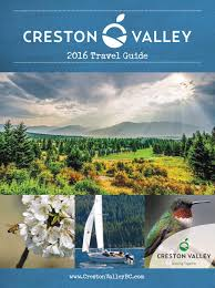 Haskins Valley Campground Creston Valley Travel Guide By Kootenay Rockies Tourism Issuu