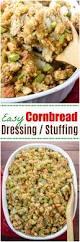 Pepperidge Farm Dressing Recipes Thanksgiving Easy Cornbread Dressing Flavor Mosaic
