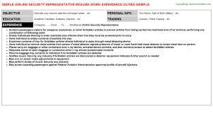 Customer Representative Resume How To Set Up Resume Simple Homework Template Thesis Studio