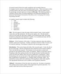6 literature review outline templates u2013 free word pdf documents