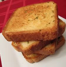 How To Make Toast In Toaster Oven Homemade Garlic Bread Food Marriage