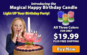 amazing birthday candle amazing lotus flower happy birthday exciting candle