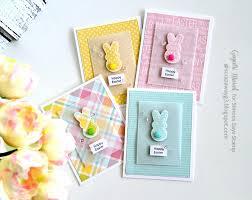 easter homemade cards rubber stamp art u0026 paper crafts