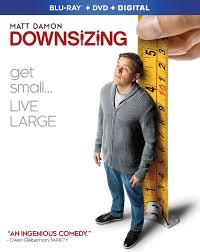 downsizing movie downsizing blu ray dvd digital walmart com