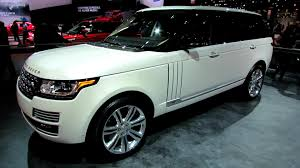 2015 land rover interior 2015 range rover autobiography long wheel base exterior interior