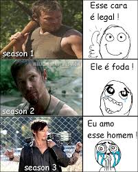 Walking Dead Season 3 Memes - daryl dixon memes quadrinhos twd by twdmeuvicio on deviantart