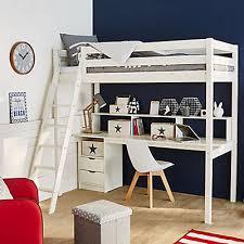 bureau blanc alinea bureau enfant blanc et gris clair zaro ameublement salon