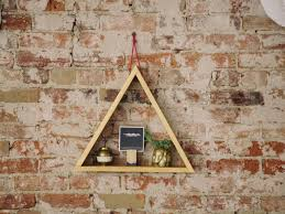 how to make a hanging triangle shelf danmade watch dan faires