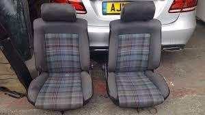Golf Gti Mk2 Interior Vw Golf Scirocco Mk1 Mk2 Seats Interior Gti Gtx Gt2 In