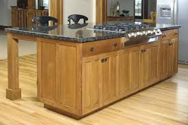 Kitchen Island With Cabinets And Seating Kitchen Wooden Island With Cooking Range Storage And Seating