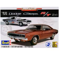 1968 dodge charger price revell 1968 dodge charger 2 n 1 model kit