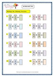 grade 3 maths worksheets 7 8 multiplying and dividing fractions
