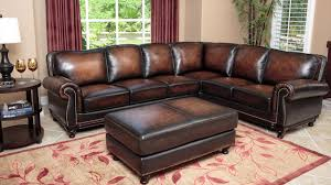 Venezia Sectional And Ottoman Raquo Abbyson Living Video Gallery