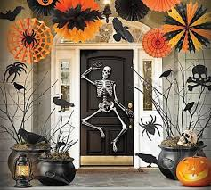 Halloween Outside Decorations The Coolest Halloween Porches U2013 10 Spooky Ideas To Inspire Rilane