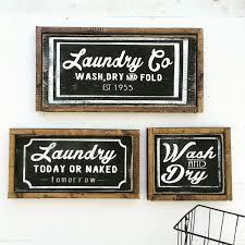 Laundry Room Decorations by Farmhouse Laundry Decor Laundry Sign Laundry Room Decor