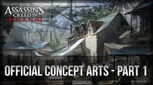 Ac4 Black Flag Assassin U0027s Creed 4 Black Flag Official Concept Arts 1080p Youtube