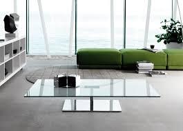 Black Modern Coffee Table Floating Large Contemporary Coffee Tables Large Contemporary
