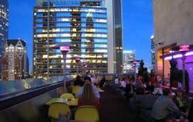 rooftop bar the standard los angeles