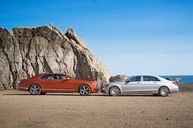 mercedes benz bentley benzboost high end luxury muscle comparing the 2016 bentley