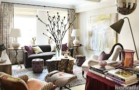 Green Living Rooms In  Simple House Beautiful Living Room - House beautiful living room colors