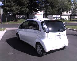 mitsubishi electric car japan electric car