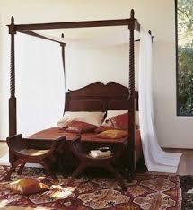 chambre à coucher maison du monde lit baldaquin colonies maisons du monde décorez sa chambre à