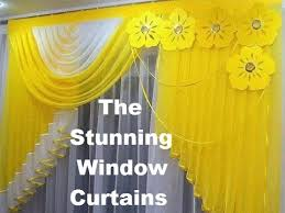 Window Curtains Design Top 20 Stunning Window Curtains Amazing Curtain Designs