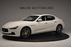 2016 maserati ghibli msrp 2017 maserati ghibli sq4 stock m1788 for sale near greenwich ct