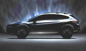 subaru hybrid crosstrek black 2018 subaru xv crosstrek teased confirmed to debut at 2017 geneva