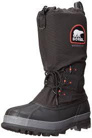 amazon com sorel men u0027s bear extreme snow boot snow boots