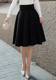 high waisted skirts black draped plus size hepburn high waisted skirt skirts