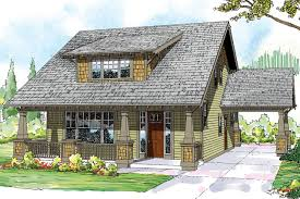 mission style home plans bungalow house plans greenwood 70 001 associated designs
