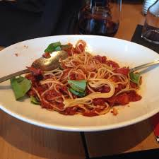 Maria S Italian Kitchen by Angel Hair Pomodoro Yelp
