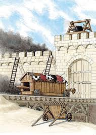 siege machines siege machines kit no 2 zvezda 8015