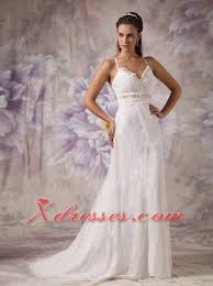 low price wedding dresses low price column sheath spaghetti straps brush lace