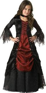 Halloween Costumes Girls Age 8 10 Vampire Costumes Girls Ideas Vampire