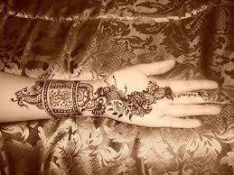 henna arabic henna design
