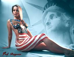 How To Paint American Flag Body Painting American Flag Statue Of Liberty Redrayven Com My
